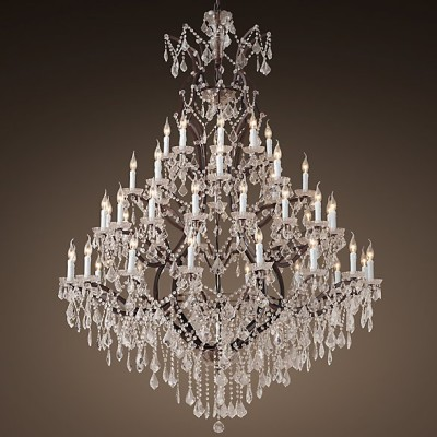 Crystal Chandelier - X Large