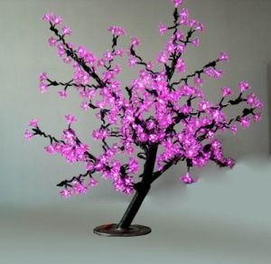 LED Tree Table Top 1