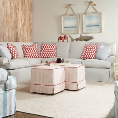 Ayden's Bay - SLIPCOVER SOFA 1
