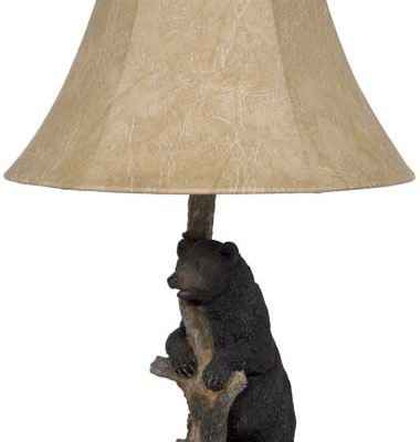 Bear Standing Table Lamp