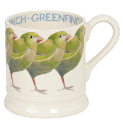 Greenfinch half Pint Mug 1