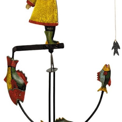 Fisherman Balance Toy