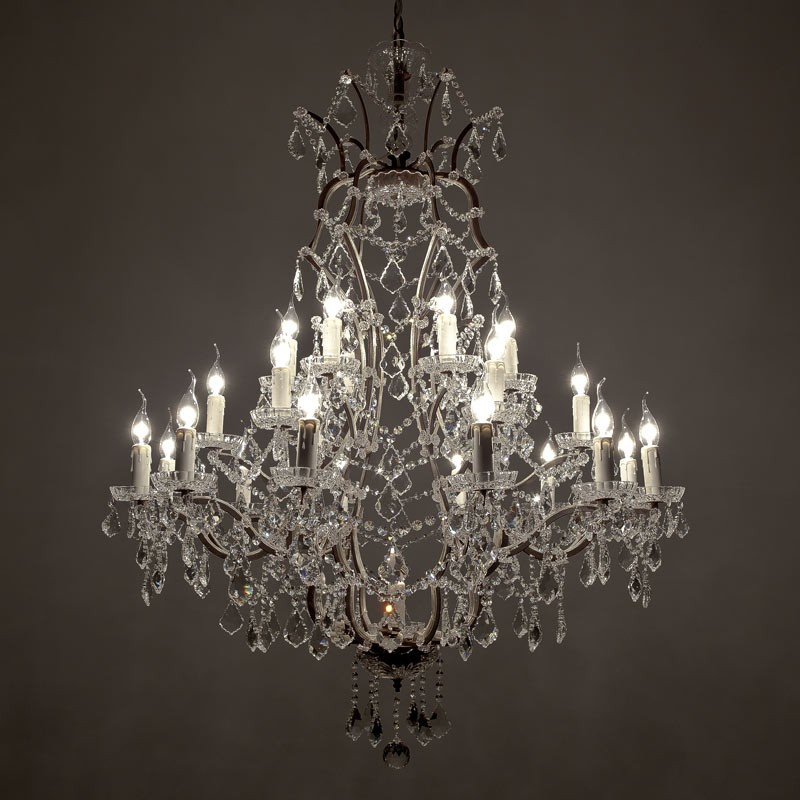 Extra large crystal chandelier blue ocean lighthouse extra large crystal chandelier homewedding aloadofball Image collections